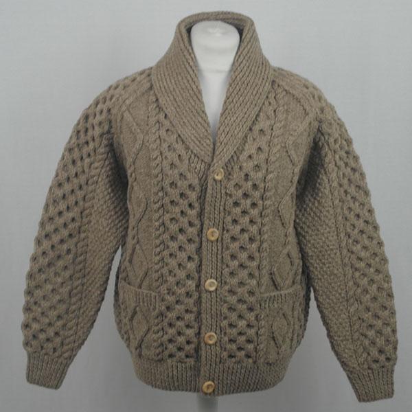 6A Shawl Collar Cardigan 553a Mooskit 2002