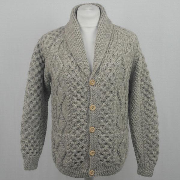 6A Shawl Collar Cardigan 555a Swift