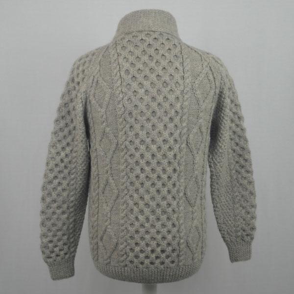 6A Shawl Collar Cardigan 555b Swift