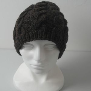 21A Cabled Hat 578a Turin 0770
