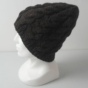 21A Cabled Hat 578b Turin 0770 Side