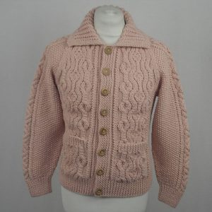 3A Lumber Cardigan 570a Dust Pink