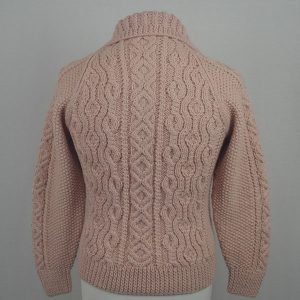 3A Lumber Cardigan 570b Dust Pink